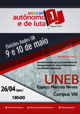 UNEB 18h